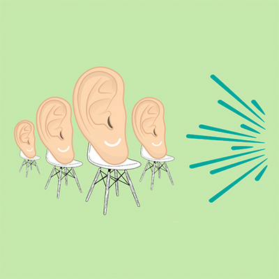 Six Tips for public listening